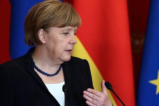 Меркель: «Северный поток – 2» не означает замены транзита газа через Украину