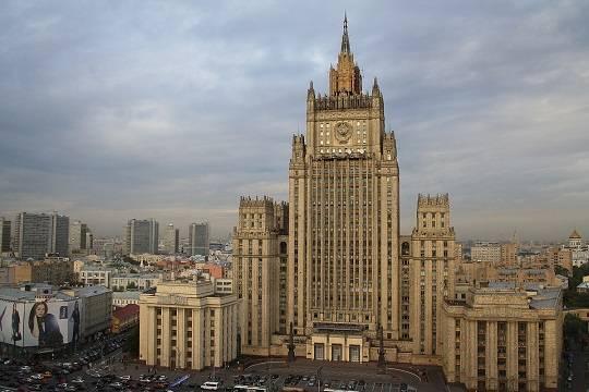 МИД РФ отреагировал на планы Чехии выслать 60 российских дипломатов