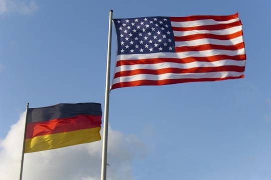 Немецкие компании готовятся ответить на новые санкции США против «Северного потока-2»