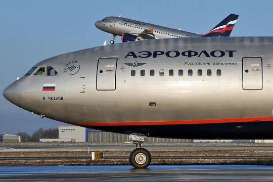 «Аэрофлот» прокомментировал информацию об очередях у офиса в Санкт-Петербурге
