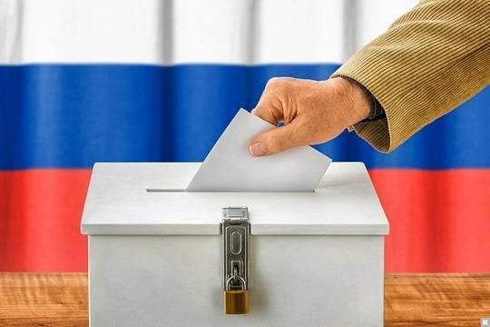 ГД приняла закон о проведении дистанционного голосования на выборах