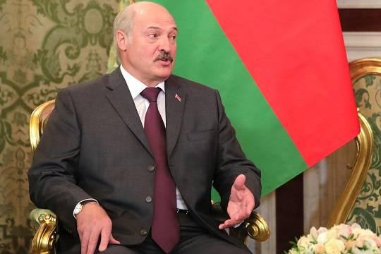 Лукашенко намерен обсудить с Путиным «вмешательство» РФ в выборы в Белоруссии