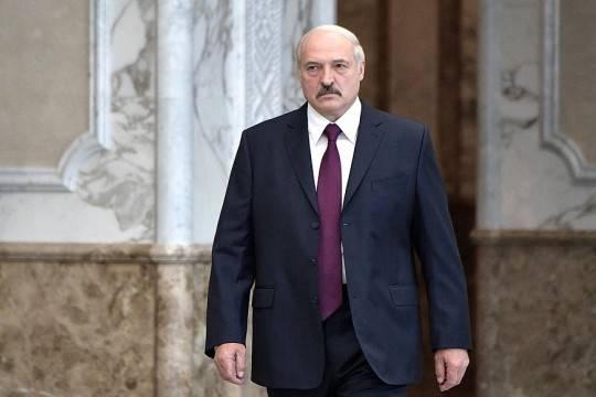Лукашенко обратится к гражданам Белоруссии