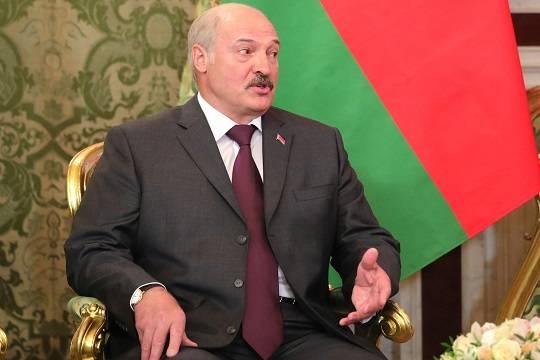 Лукашенко обвинил США в подготовке беспорядков в Белоруссии
