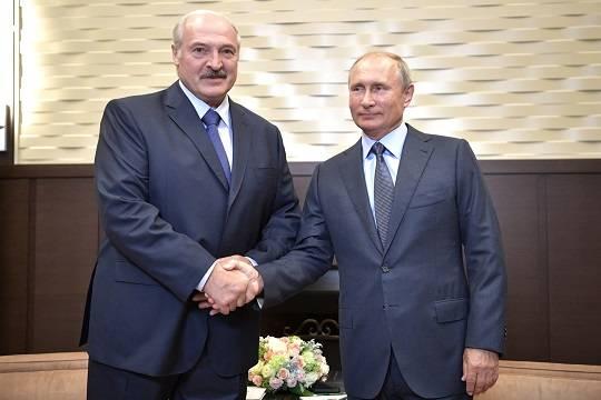 Лукашенко заверил, что в его отношениях с Путиным «ничего не искрит»