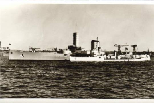 По примеру США европейские страны создали свои радиоуправляемые корабли-мишени