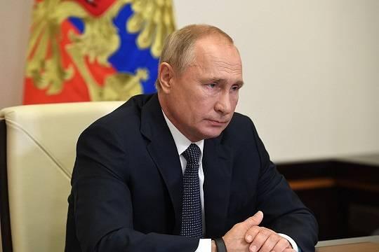 Путин оценил предложение ввести штрафы за отказ от вакцинации против COVID-19