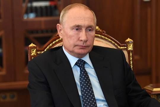 Путин подписал закон о повышении НДФЛ для состоятельных граждан