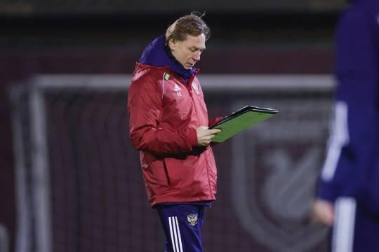 РФС продлит контракт с Валерием Карпиным после победы над сборной Словении