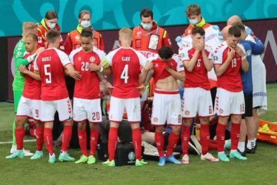 Сборная Дании получила специальную награду УЕФА за fair play