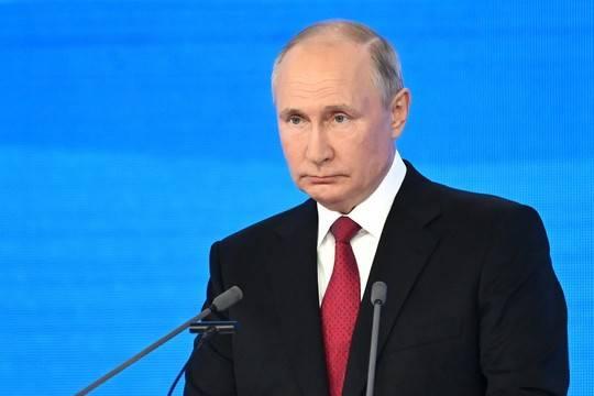 Стали известны подробности проведения прямой линии с Путиным