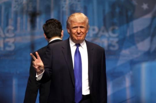 Трамп рассказал об отсутствии возможности вести себя по-президентски