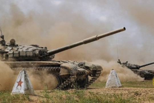 В Минобороны Белоруссии не исключили силового ответа на возможные угрозы