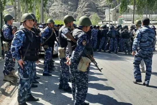 В Киргизии возбудили дело из-за конфликта на границе с Таджикистаном