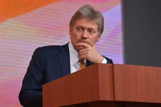В Кремле ответили на угрозы США ввести новые санкции против «Северного потока – 2»