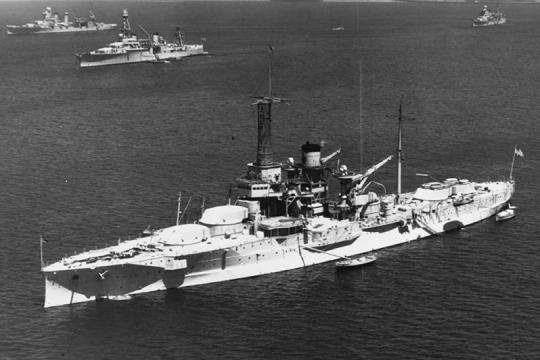 В США впервые в мире была создана аппаратура дистанционного управления кораблями-мишенями