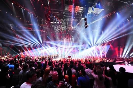 Власти Нидерландов допустят зрителей на «Евровидение»