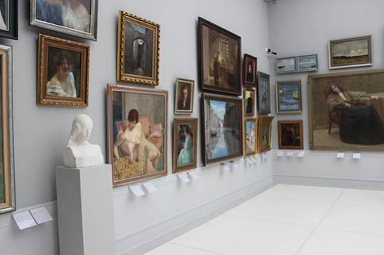 Выставка итальянской живописи на заре Ренессанса открывается Пушкинском музее