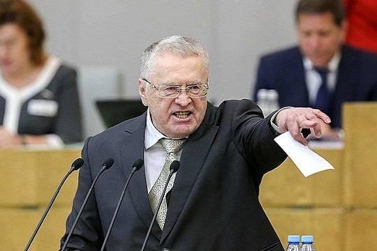 Жириновский предложил Лукашенко сняться с выборов и последовать примеру Крыма