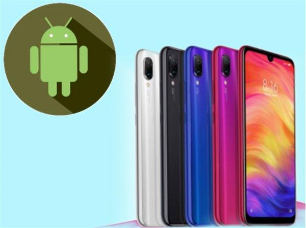 На Redmi Note 7 Pro можно установить Android 11