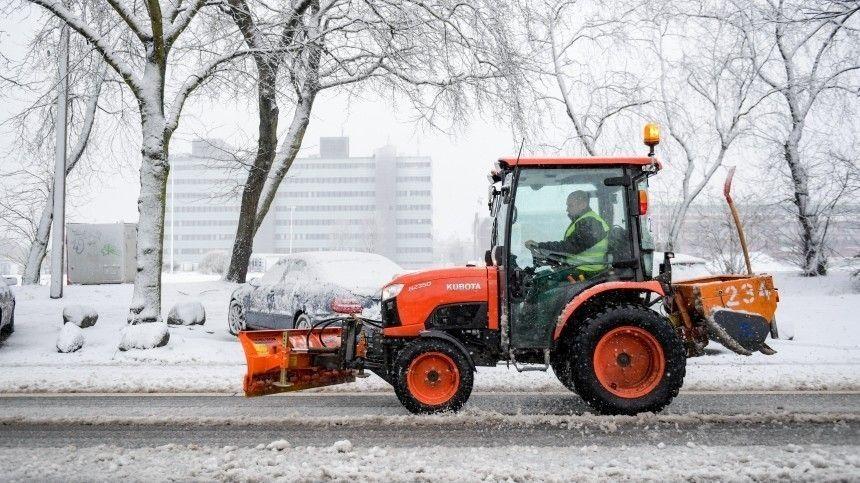 Снежный циклон лишил света более полутора тысяч домов в Хабаровском крае