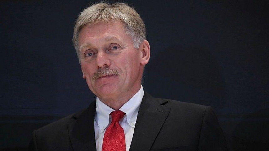 Песков рассказал о переносе даты голосования по поправкам к Конституции