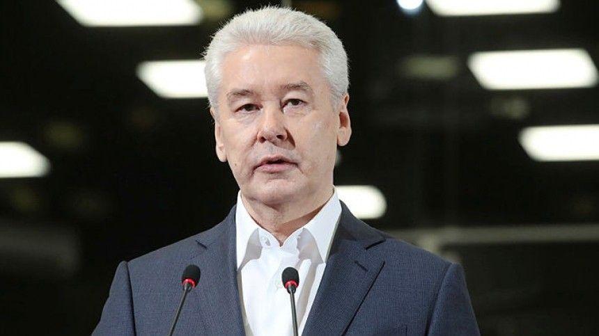 Собянин заявил о необходимости сохранить режим самоизоляции в Москве