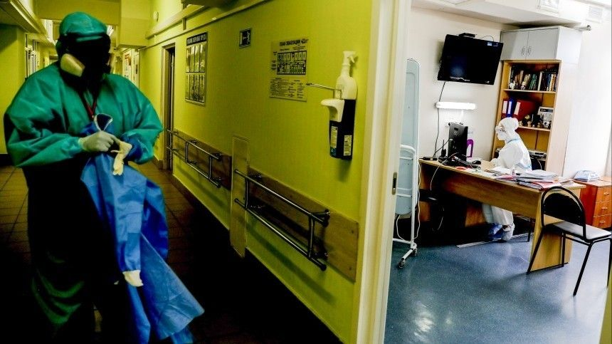 За сутки в России выявлено 9 434 новых случая инфицирования COVID-19