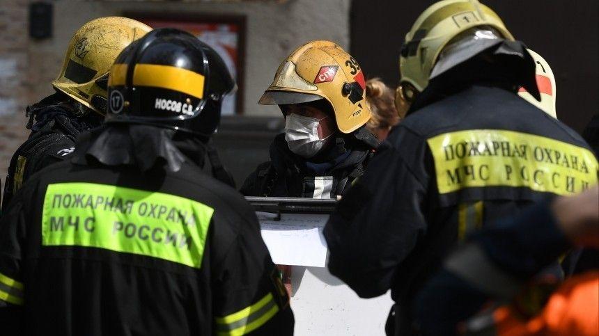 Число погибших при пожаре в больнице Зеленодольска возросло до трех