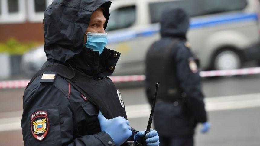 Видео: СОБР ворвался в банк и задержал захватившего заложников в банке Москвы