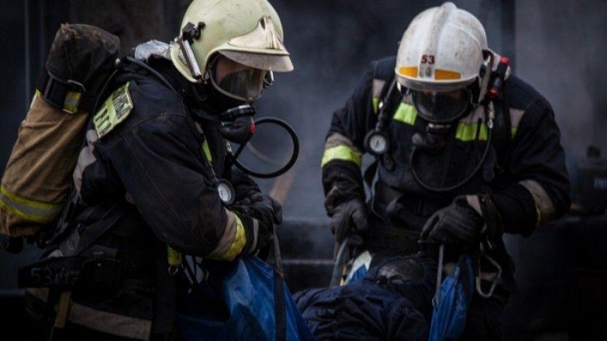 Трое малышей и пожилая женщина погибли при пожаре в частном доме под Ярославлем