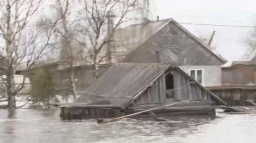 Режим ЧС объявлен в нескольких районах республики Коми из-за паводков