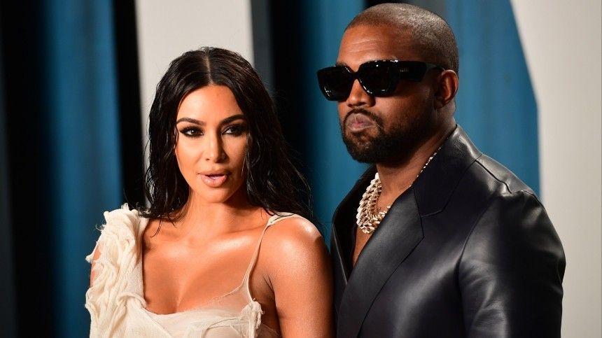 Самоизоляция довела: Почему Ким Кардашьян и Канье Уэст решили разъехаться