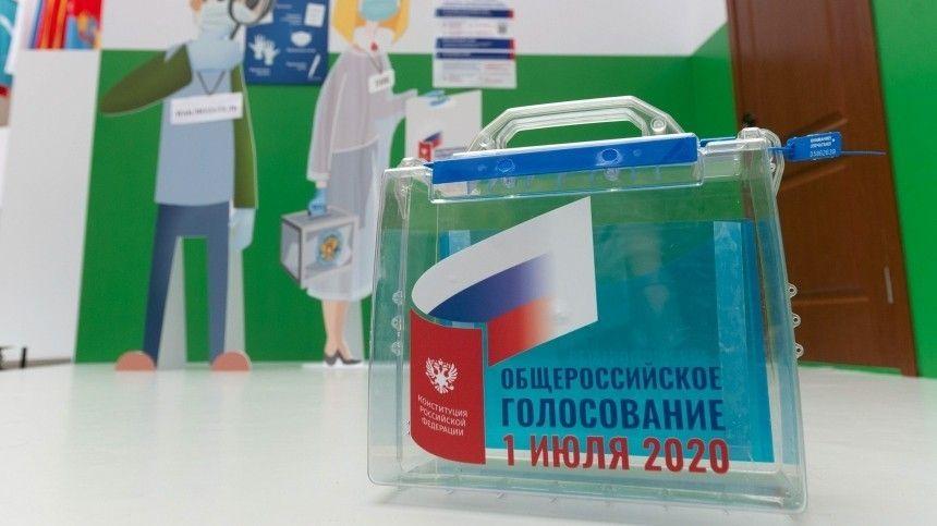Путин лично проголосует по поправкам к Конституции — Песков