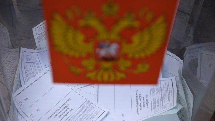 Иностранные эксперты наблюдают за ходом голосования по поправкам в Конституцию РФ
