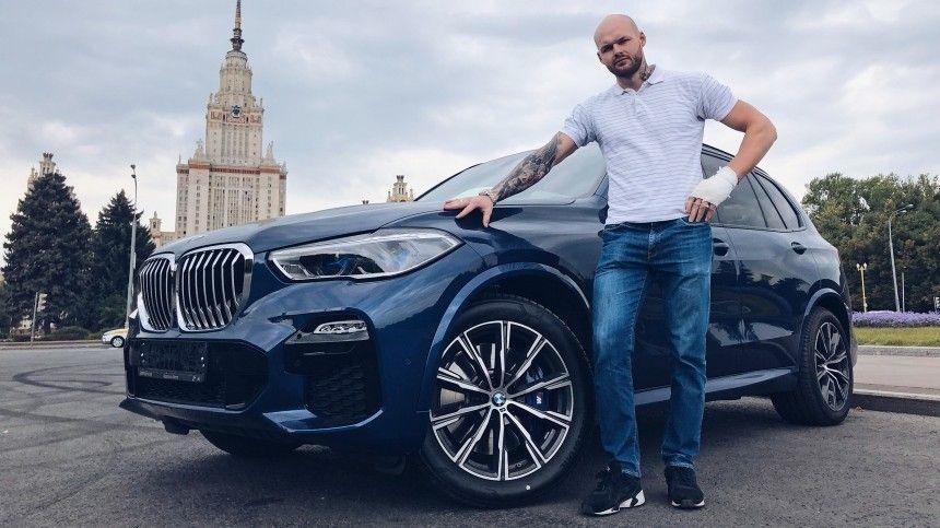 Фитнес-блогер попал в серьезное ДТП в Москве — видео