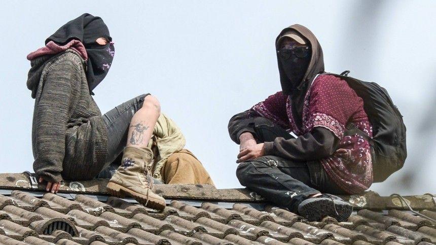 Сквоттеры начали активно захватывать дома в Европе
