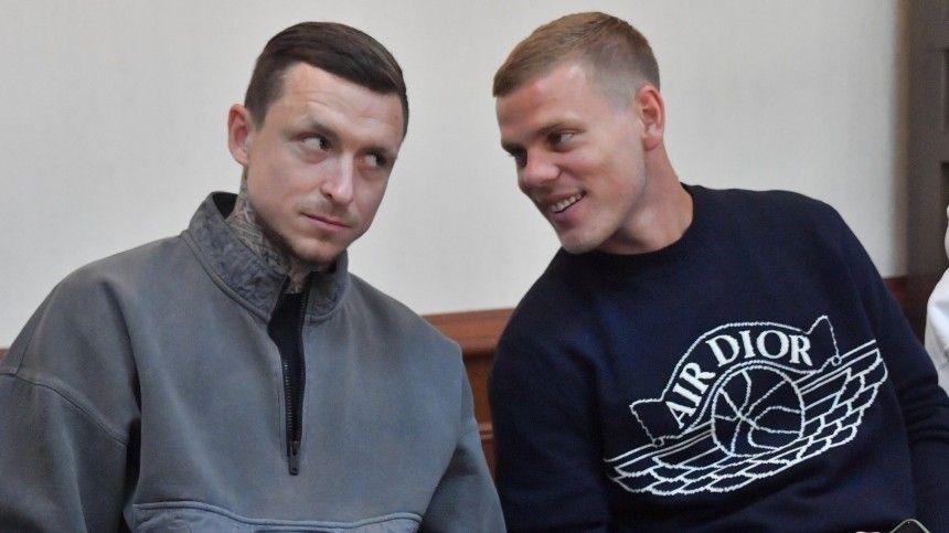 Внезапная неприязнь вместо хулиганства: Кокорин и Мамаев в ожидании пересмотра приговора