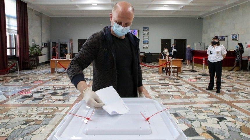 Путин оценил уровень организации голосования по поправкам в Конституцию