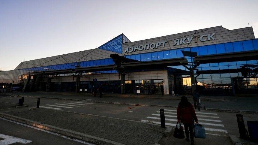 Минтранс Якутии проверяет информацию об избежании столкновения трех самолетов над Якутском