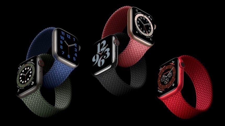 Apple представила новую «дешевую» модель часов Watch Series SE