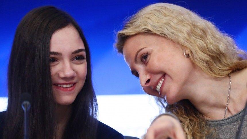 «Правильный путь»: Тарасова одобрила возвращение Медведевой к Тутберидзе