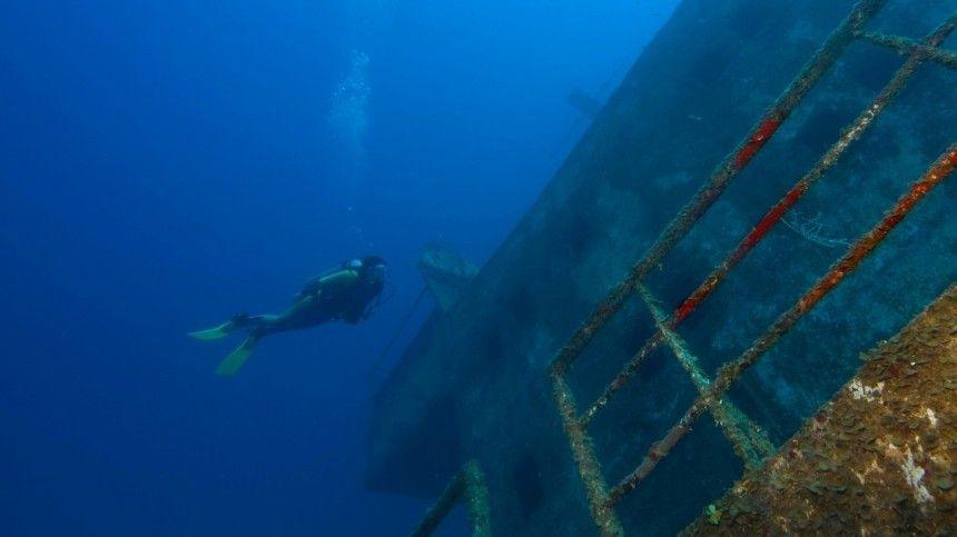 В Финском заливе нашли затонувший корабль XVII века
