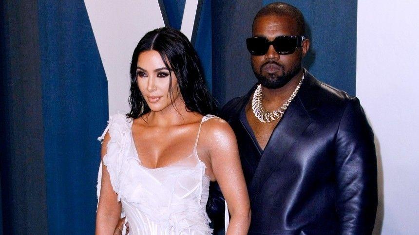 Правда ли, что Ким Кардашьян хочет развестись с Канье Уэстом?
