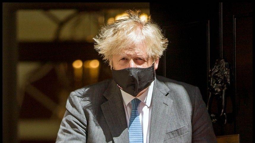Борис Джонсон заявил о законном нахождении британского эсминца у берега Крыма