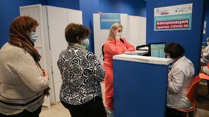 После вакцинации от коронавируса заболели не более 2,5% граждан — Мурашко