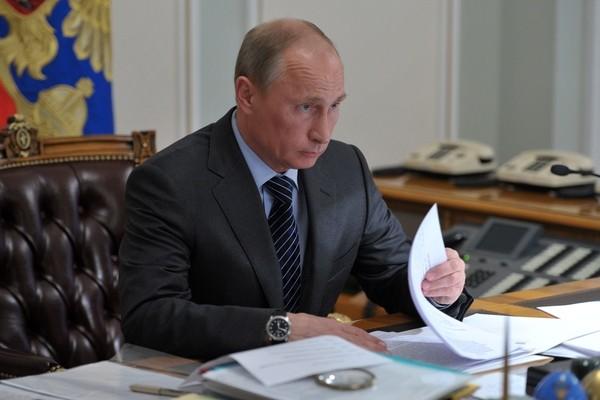 Владимир Путин подписал закон о создании единого регистра сведений о населении