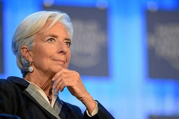 Кристин Лагард: мы работаем над цифровым евро