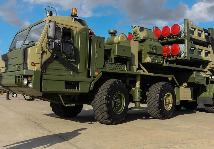 В России рассказали об отличиях новой ракетной системы С-350 от С-400
