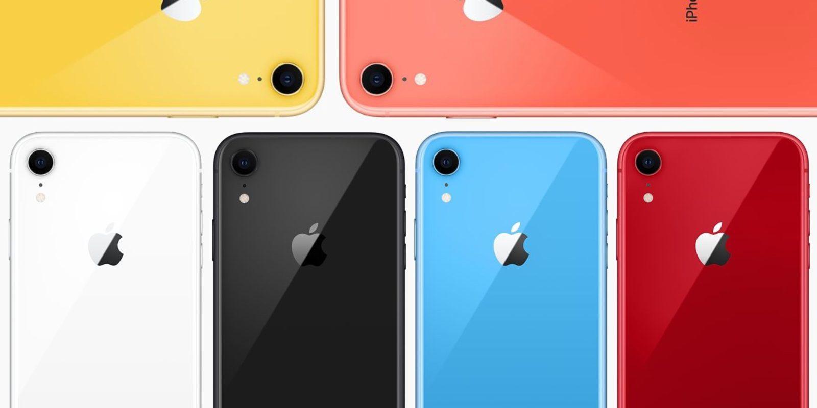 Некогда флагманский iPhone XR с Face ID продается по цене недорогого iPhone SE (2020)